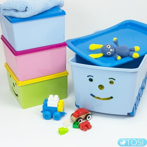 b14e9179ef63 Ящик для игрушек Tega baby Play 52L купить в Киеве и Украине   Цена ...