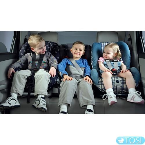 Безопасность прежде всего - выбираем детское автокресло