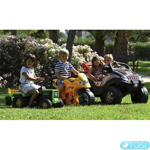 Новинка на украинском рынке: эксклюзивный детский транспорт фирмы INJUSA