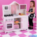 Деревянная детская кухня Kidkraft Modern 53222