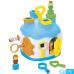"""Игрушка для развития Smoby  """"Cotoons"""" дом с формами и фигурами, 2 вида"""
